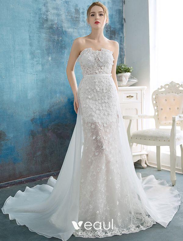 Stunning Beach Wedding Dresses 2016