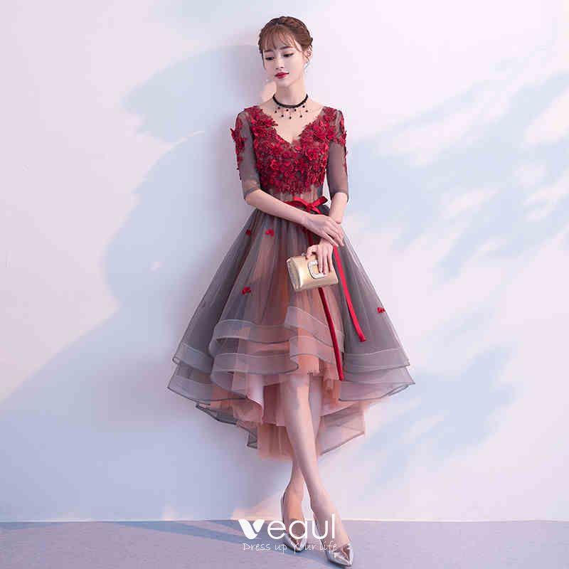 65e2a1ce178 modern-fashion-burgundy-cocktail-dresses-2019-a-line-princess-v-neck- appliques-bow-1-2-sleeves-backless-asymmetrical-formal-dresses-800x800.jpg