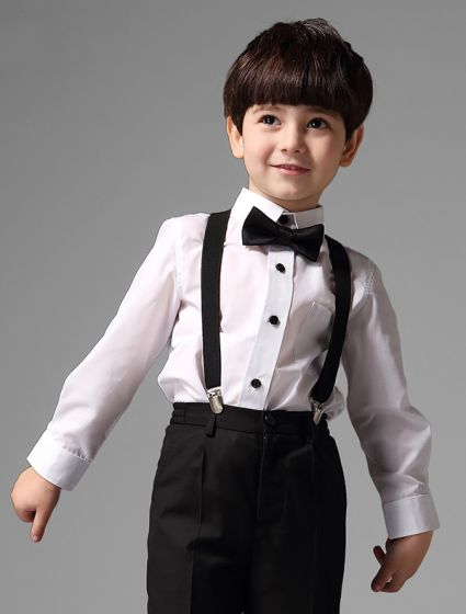 Boy Wedding Suits 4 Sets Ring Bearer Wedding Suits
