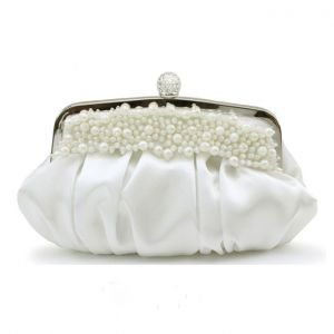 Hand-beaded Handbag Banquet Package Princess Bag Bridal Bag Small Bag Clutch Bags