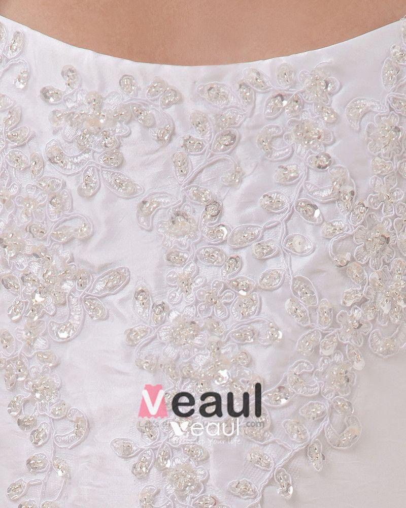Fashion Ruffle Beading Square Neck Floor Length Taffeta Flower Girl Dresses