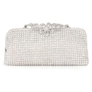 Banquet Pochette Diamants De Luxe Sac De Bracelet Pochettes