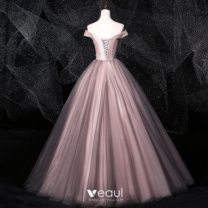 Beaded Applique Prom Dresses,Long Prom Dresses 2020,