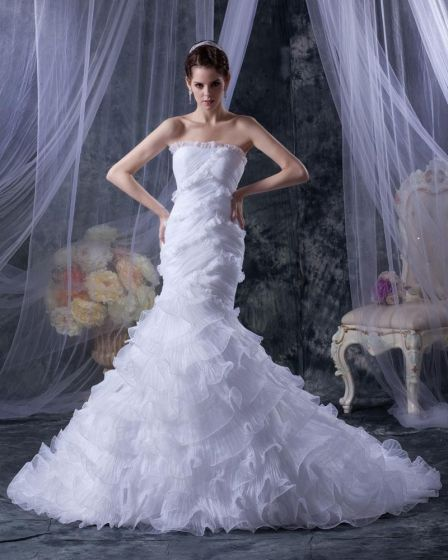 7a81027d5923 satin-yarn-tiered-ruched-ruffles-strapless-cathedral-train-mermaid-wedding- dresses-448x560.jpg