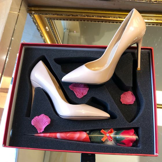 f4f6acb7bf modest-simple-nude-patent-leather-wedding-shoes-2019-10-cm-stiletto-heels- pointed-toe-wedding-pumps-560x560.jpg