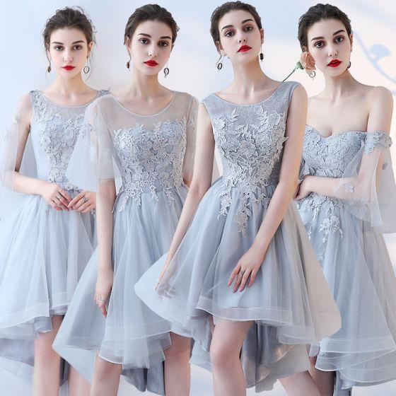 Vestidos azules para damas de honor