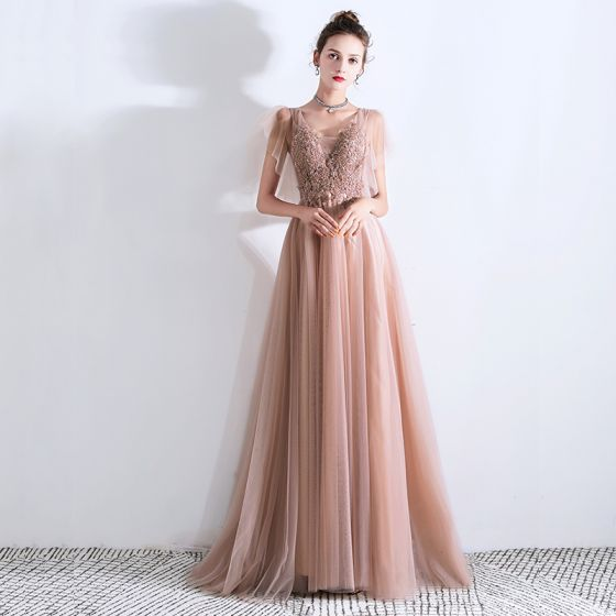 93b592a9925 classy-pearl-pink-evening-dresses-2019-a-line-princess-deep-v-neck -short-sleeve-beading-sweep-train-ruffle-backless-formal-dresses-560x560.jpg