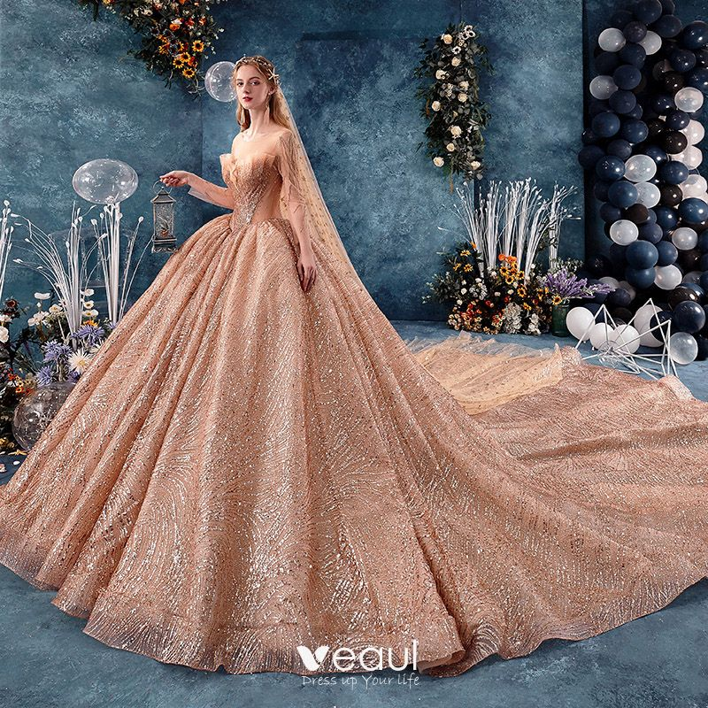 Wedding Dresses 2019 Ball Gown