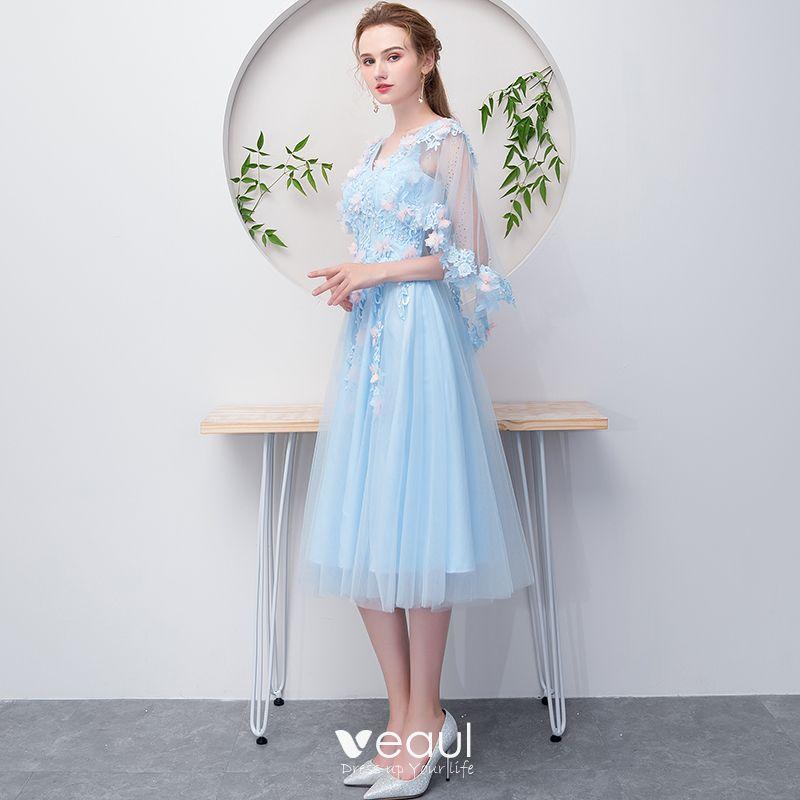 short graduation formal dresses
