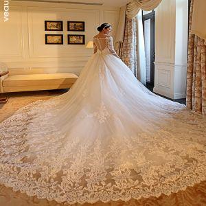 heart shape wedding dress