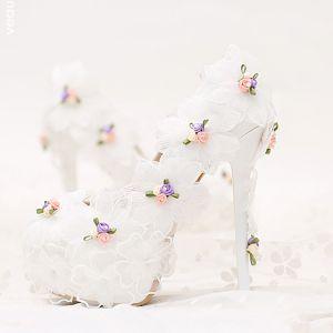 white 3 inch wedding heel
