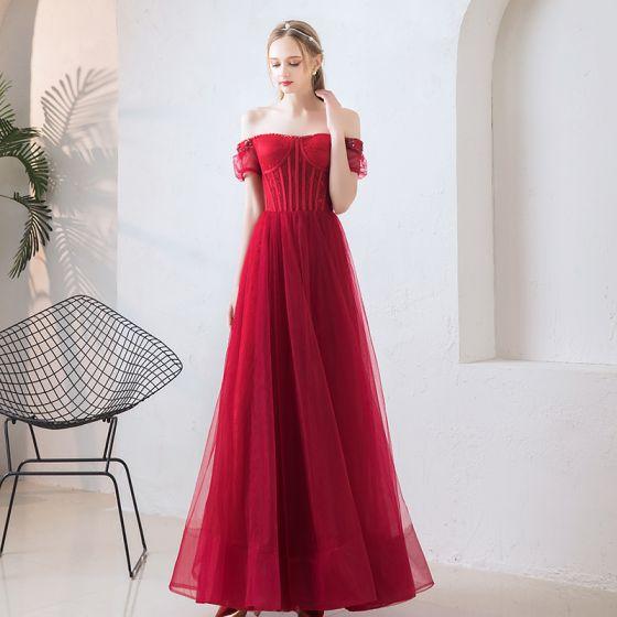 16175b1f5e elegant-burgundy-prom-dresses-2019-a-line-princess-off-the-shoulder-puffy -short-sleeve-beading-floor-length-long-ruffle-backless-formal-dresses -560x560.jpg