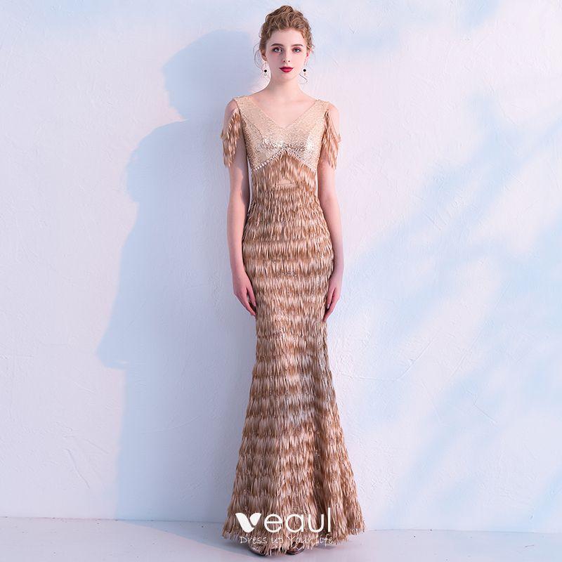 96ca5f8085 elegant-champagne-sequins-evening-dresses-2019-trumpet-mermaid-v-neck- sleeveless-tassel-polyester-floor-length-long-ruffle-backless-formal-dresses -800x800.jpg