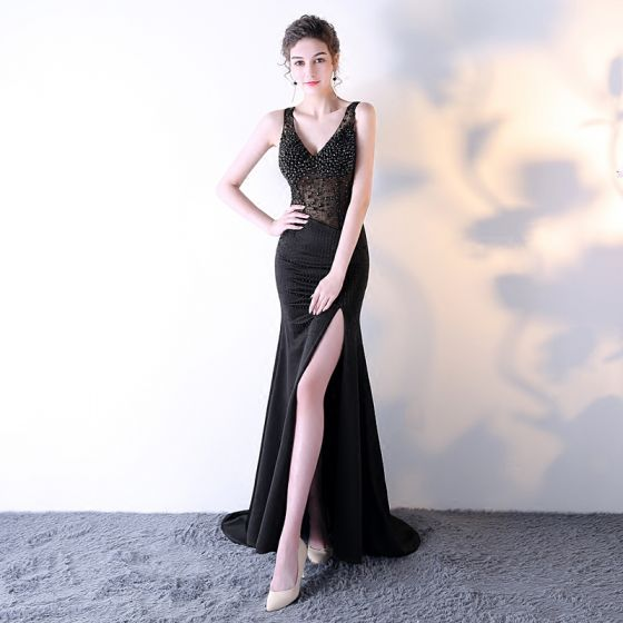 c0fa9034a4d sexy-black-see-through-evening-dresses-2018-trumpet-mermaid-v-neck -sleeveless-beading-rhinestone-sweep-train-split-front-formal-dresses -560x560.jpg