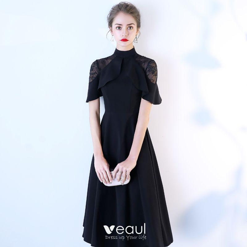 fina svarta klänningar
