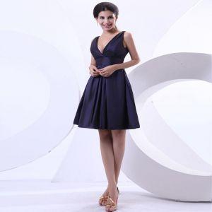 Taffeta evening dress