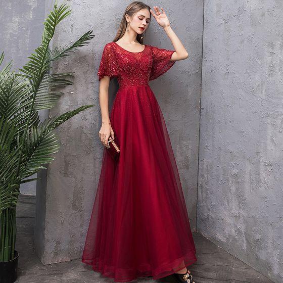 94a650e95c65 charming-burgundy-evening-dresses-2019-a-line-princess-scoop-neck-sequins- short-sleeve-backless-floor-length-long-formal-dresses-560x560.jpg