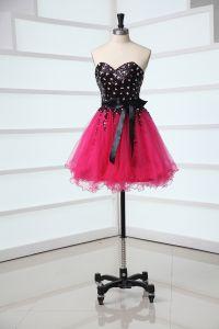 2015 Dream Sweetheart Strapless Short Cocktail Dress