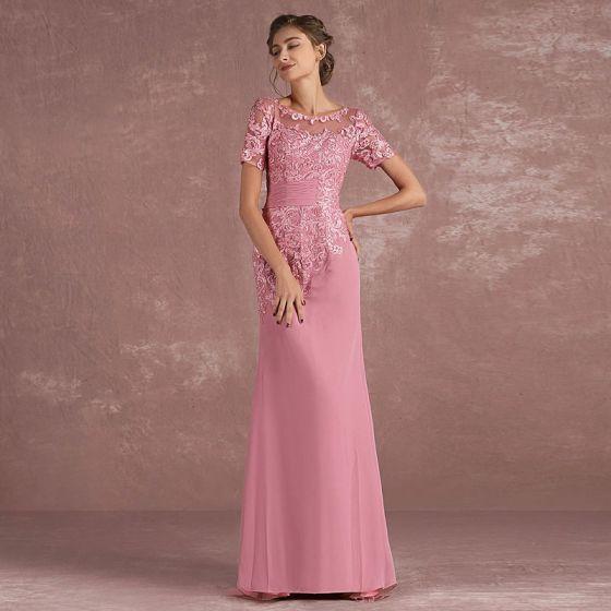 Vestidos madrina con encaje