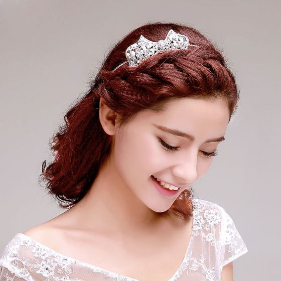 Rhinestone Butterfly Knot The Bridal Headpiece / Head Flower / Wedding Hair Accessories / Wedding Jewelry