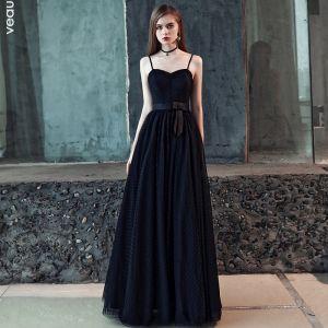 robe noir et