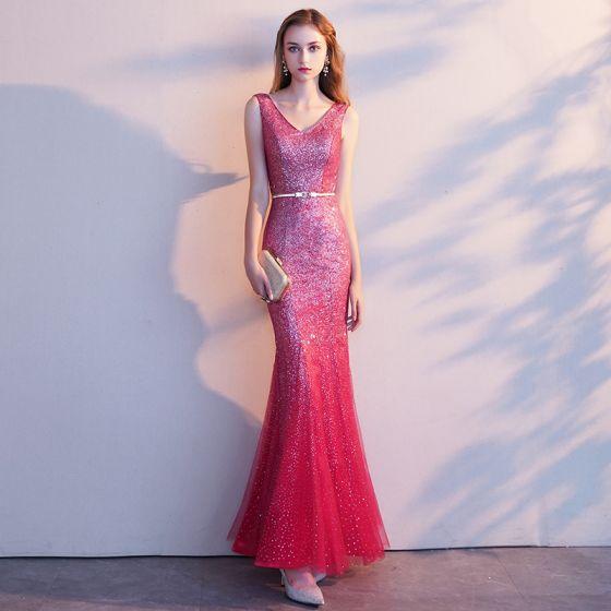 25e4684aee0e charming-red-evening-dresses-2019-trumpet-mermaid -v-neck-glitter-tulle-sash-sleeveless-backless-floor-length-long-formal- dresses-560x560.jpg