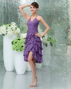 Elegant Grime Knelang Sateng Festkjoler