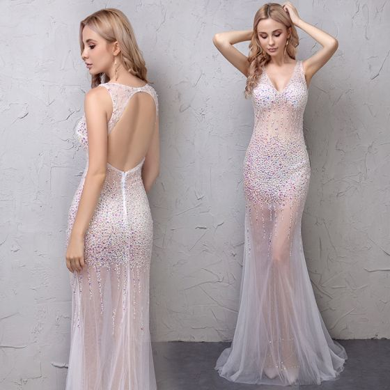 3733168537 sexy-white-see-through-evening-dresses-2019-trumpet-mermaid -rhinestone-v-neck-sleeveless-backless-court-train-formal-dresses -560x560.jpg
