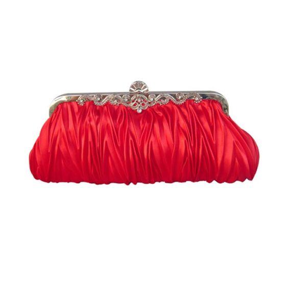 Fashion Women's Handbags Bridal Bag Evening Bag Bridesmaid Small Bag Package Clutch Bags