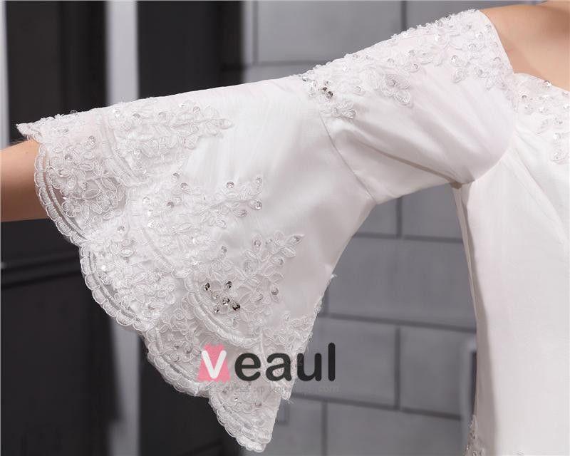 Organza Beading Applique Sweetheart Court Plus Size Bridal Gown Wedding Dress