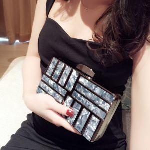 Modern Zwarte Acryl Handtassen 2018