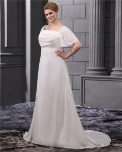 Sicken Schärpe Platz Große Größen Brautkleider Hochzeitskleid