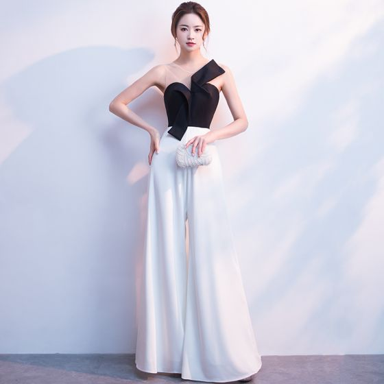 Long Backless Evening Dresses