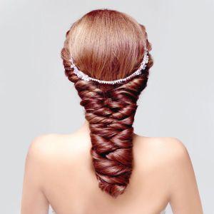 Fashion U Type Rhinestone Bridal Headpieces / Head Flower / Wedding Hair Accessories / Wedding Jewelry