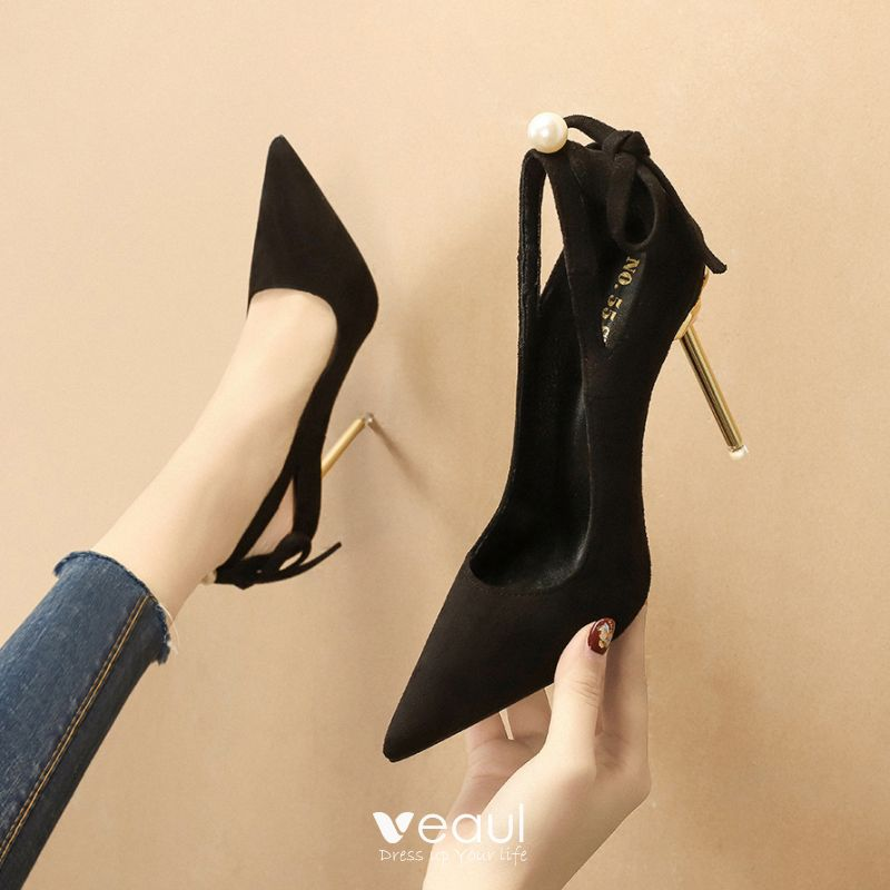 Cheap Pointed Toe Heels