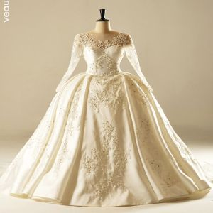 Led wedding dresses