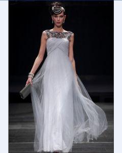 Sabrina Bodenlange Abendkleid Verbundfilament