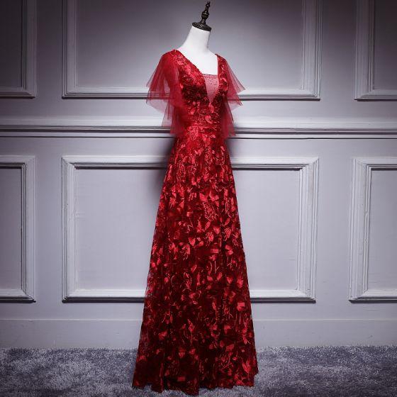 16b0b09efb1 charming-burgundy-prom-dresses-2018-a-line-princess-lace-flower-sequins-v- neck-backless-short-sleeve-floor-length-long-formal-dresses-560x560.jpg