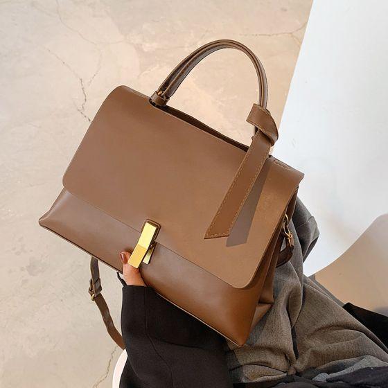 Mode Weiß Quadratische Schultertaschen Umhängetasche Handtasche 2021 PU Damentaschen