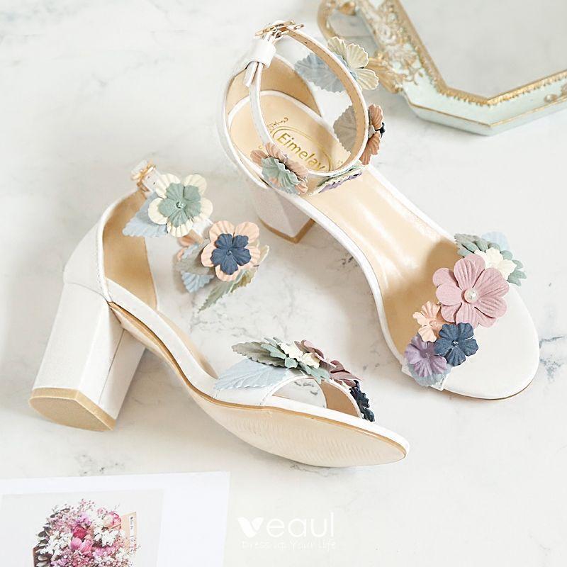 Flower Fairy White 7 cm Office Beading