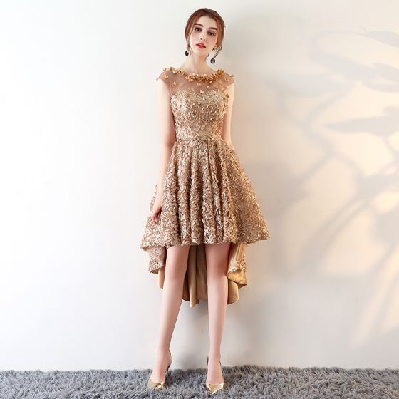 Champagne Cocktail Dresses