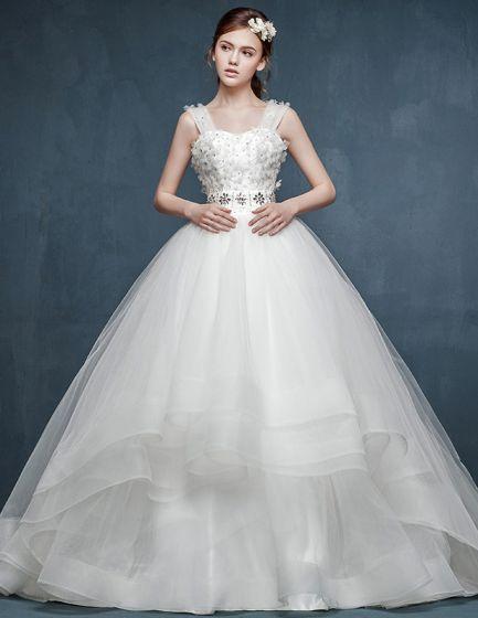 Fleurs De Mode D'hiver De Fuite Robe De Mariée De Mariée