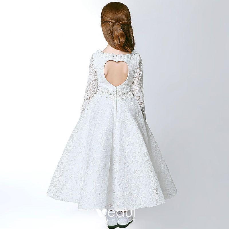 Schöne Kirche Kleider Für Hochzeit 2017 Mädchenkleider ...