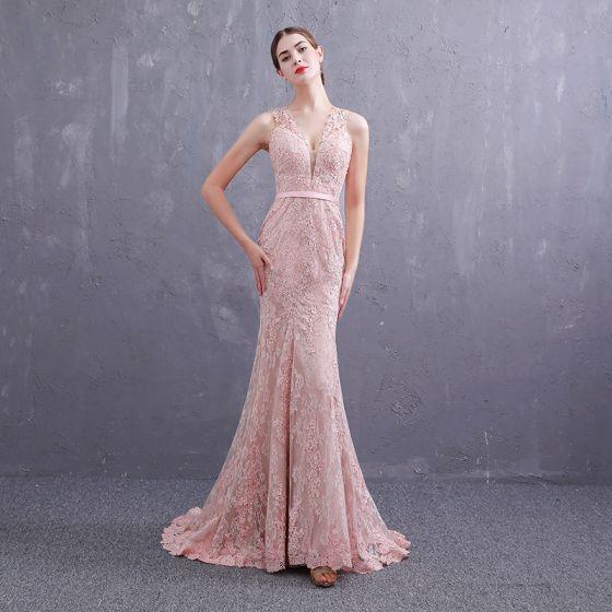 57063026e07f best-pearl-pink-see-through-evening-dresses -2019-trumpet-mermaid-deep-v-neck-sleeveless-sash-appliques-lace-pearl-sweep-train-ruffle- formal-dresses-560x560.jpg
