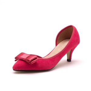 Tete De La Pointe De La Mode De Printemps Mariée De Chaussures / Chaussures De Mariage / Chaussures Femme