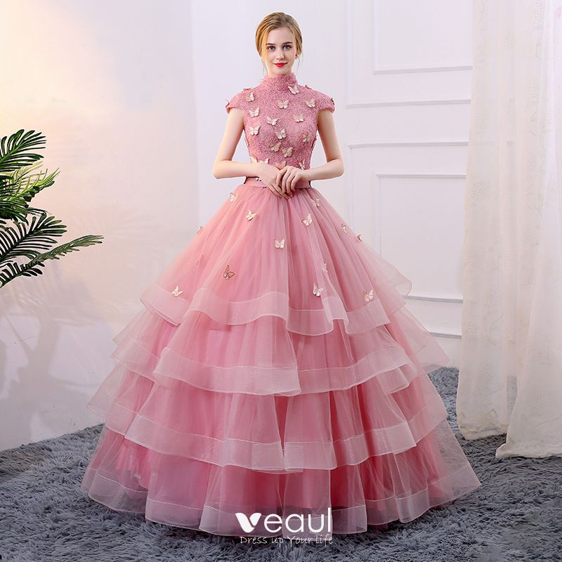 cb96e2e2843 chic-beautiful-candy-pink-cascading-ruffles-prom-dresses-2018-ball-gown -sash-butterfly-high-neck-sleeveless-floor-length-long-formal-dresses -800x800.jpg