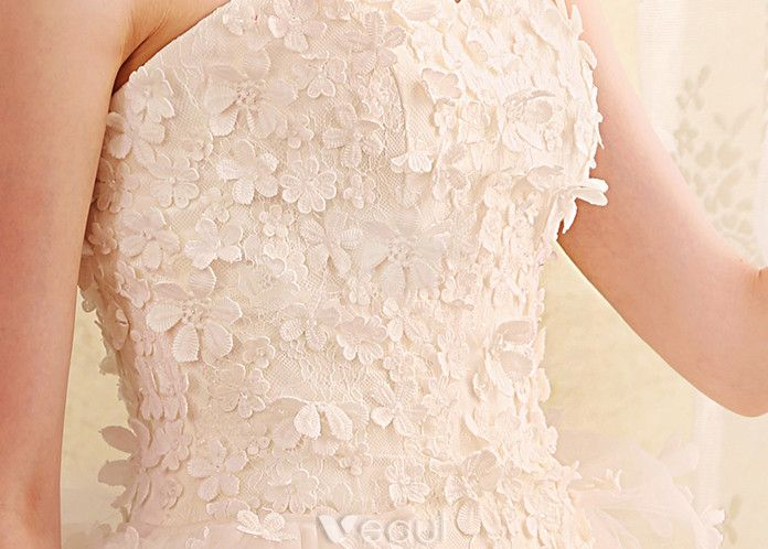 Glamorous Wedding Dresses 2017 Sweetheart Removable Train Mermaid Bridal Gowns