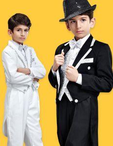 Kinder Smoking / Westeklage / Leistungskleidung / Kleinklagen / Ringträger Anzüge