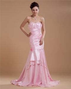 Floor Length Chameleon Embroidery Dancing Party Prom Dresses