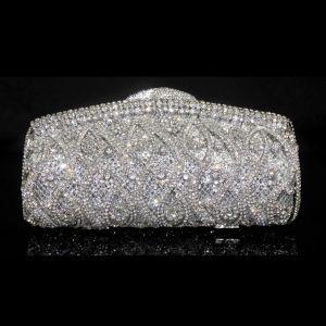 Rhinestone Evening Bag Luxury Ladies Hand Bag Clutch Bags